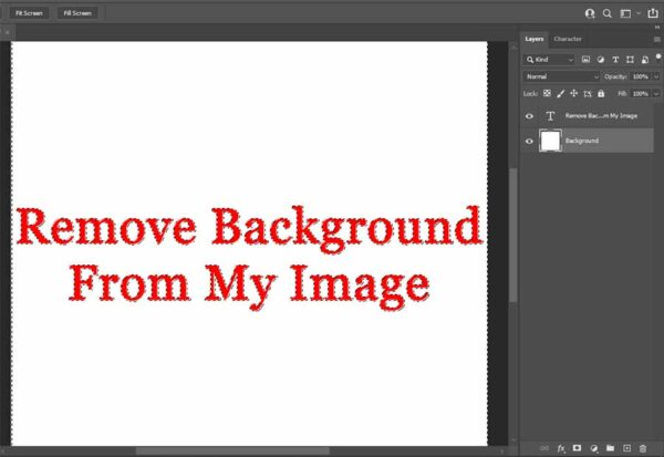 How-to-remove-background from t-shirt design
